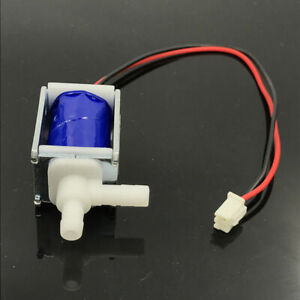 Solenoid Valve Mini Electric Normally Closed Water Dc 12v Accessory Universal
