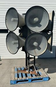 Tornado Warning Siren Horn For Town community Federal Signal Corp Eows 1212