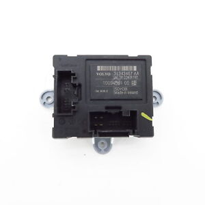 Door Control Unit Front Right Volvo Xc60 156 31343467 T r Steuerger t