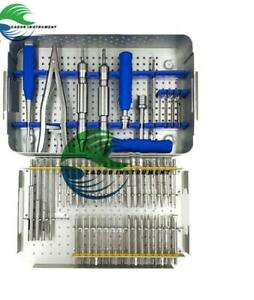 Surgical Instruments Pusm Orthopedic Broken Screw Removal Set Screw Extraction