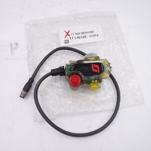 Scott Electronic Button Assembly Assy X3 201367 11 Respiratory Air Pack 4500 Psi