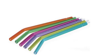 250 Pcs Dental Disposable Air Water Syringe Tips Assorted Colors