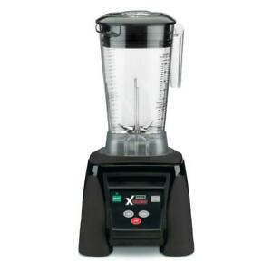 Xtreme 64 Oz 2 speed Black Blender With 3 5 Hp Electronic Keypad And Bpa free