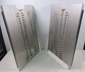 Forma 3154 Water Jacketed Co2 Incubator Stainless Steel Shelf Tray Holders 26x18