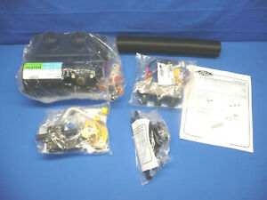 Nos Vintage Air Gen Ii Heater Kit With Defrost 3 Knob Control Chevy Ford Mopar