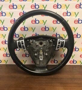 2003 2007 Saab 9 3 Convertible Steering Wheel With Switches Oem