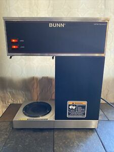 Bunn Vpr Series Commercial Coffee Maker brewer machine 2 Warmer With Carafes