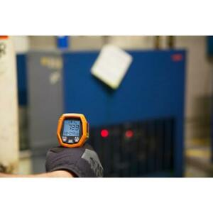 Dual laser Infrared Thermometer