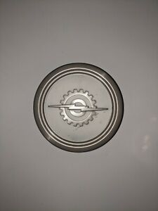 1957 1960 Ford Pickup Truck Steering Wheel Center Horn Button Cap Lightning