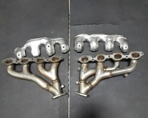 2016 2020 Corvette Camaro Zl1 Ctsv 6 2l Lt4 lt1 Oem Exhaust Headers manifolds