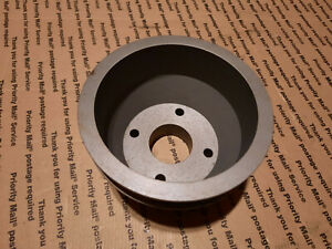 1986 1993 Ford Mustang 5 0l Vortech Supercharger Crank Pulley Cobra 302 Gt 6 Rib