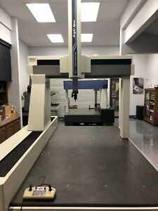 Mitutoyo Bright Apex 12 20 10 Cmm Coordinate Measuring Machine