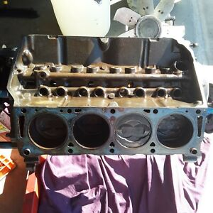 Ford 390 Fe Engine Rotating Web Block Assembly Truck F100