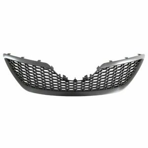 Front Grille Se Model Black Fits 2007 2008 2009 Toyota Camry