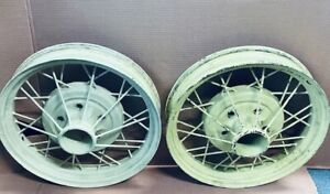 Model A Ford 28 To 31 Wheels 19 Inch