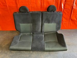 02 03 Honda Civic Si Ep3 Rear Seat Set Seats Upper Lower Factory Oem Oe