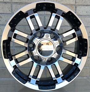 4 Wheels Rims 18 Inch For Ford Expedition Lincoln Navigator Mark Lt 2402
