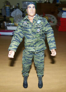 "21st Century Toys 12"" 1:6 Mike Force KWANO Ultimate Soldier Figure With Clothes $19.99"