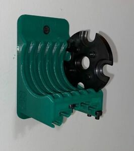 Shell Plate Holder for RCBS 4X4 Progressive Holds 6 shellplates and pins $13.50