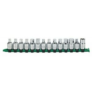 14 Pc Oil Drain Plug Socket Set Bsodp14 Carlyle Genuine Top Quality Product New