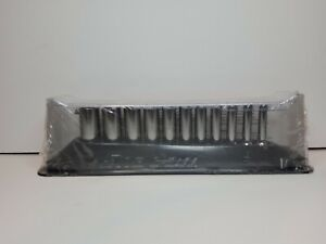 Snap On Tools 1 4 Drive 11pc Mm Deep Socket Set 111stmmdy New Sealed In Package