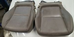 Right Left Seat Bottom Cushion Cover Only 02 04 Rsx Type S Tan Leather Front