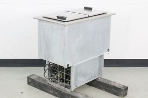 Used Delfield N225p 27 6 Gal Ice Cream Dipping Cabinet 596365