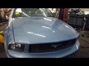 Hood Without Hood Scoop Fits 05 09 Mustang 333536