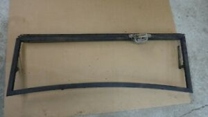 Model A Ford Closed Car Windshield Frame Mt 6367