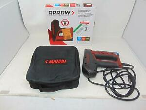 Arrow T50acr Professional Electric Stapler And Nailer With Free Protective Case