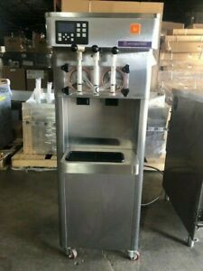 Soft Serve Frozen Yogurt Ice Cream Machine
