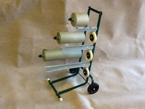 Masking Machine New Comes With 18 12 6 Paper 3 3m Tape Auto Paint Body Usa