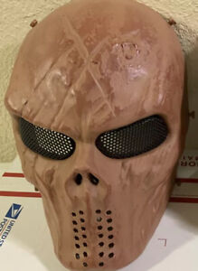 Full Face Mask Protection Outdoor Airsoft With Metal Mesh Eye Protection $29.99