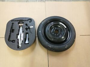 2016 Honda Civic Space Saver Spare Tire Donut With Jack Set T125 80d16