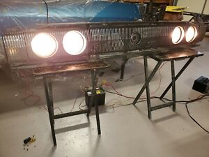 Dodge Charger 1966 1967 Grille Tested Fully Operating Have Video B Body Mopar