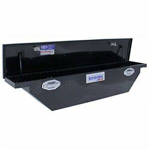 Better Built 79211759 Truck Tool Box Black Slim Design Single Lid 60