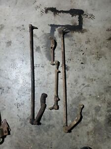 1947 1948 Chevrolet Fleetmaster Spindle Steering Arm Rod Linkage