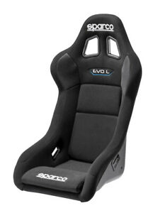 Sparco Seat Evo Large Qrt 008013rnr