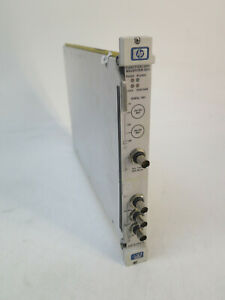Hp E1441a Function Arbitrary Waveform Generator