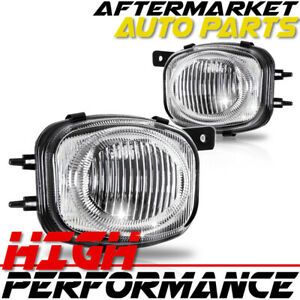 For 2000 2002 Mitsubishi Eclipse Oe Replacement Fog Light Clear