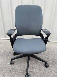 Steelcase Leap Chair V2 Fully Loaded Fabric