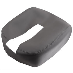 Console Lid Armrest Cover Leather For 2007 13 Chevy Avalanche Gmc Sierra Slt Sle