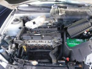 Engine 2 0l Vin D 8th Digit 4 Cylinder Fits 04 08 Tiburon 16871989