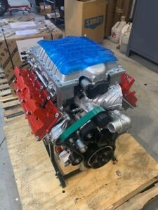 426 Hemi Hellephant Style Engine 1000hp Up To 1250hp Complete Plug N Play Mgmt