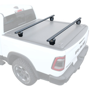 Syneticusa Hd Adjustable Crossbar Truck Bed Rack Towers Heavy Duty Fit F150