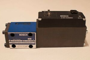 Bosch 0 811 404 163 Hydraulic Proportional Valve 0 831 006003