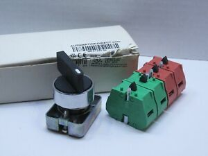 new Automation Direct Gcx1380 22 3 Position Selector Switch
