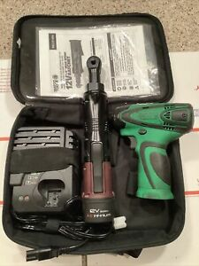 Matco Tools Cordless Infinium 1 4 in 12v Ratchet Impact Battery and Soft case