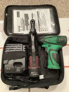 Matco Tools Cordless Infinium 1 4in 12v Ratchet Impact Battery And Soft Case