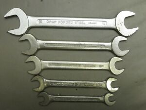 1965 73 Porsche 911 912 Dfs Drop Forged Steel Wrenches For Tool Kit